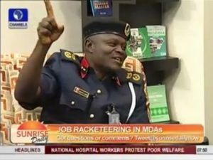 My oga at the top