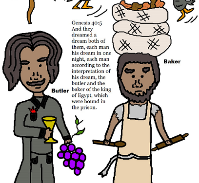 DREAMS COME TRUE SERIES 10: THE CHIEF BUTLER AND BAKER
