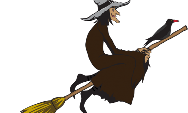 FUNNY BUT NOT FUNNY AT ALL 5: HOW TO DETECT A WITCH