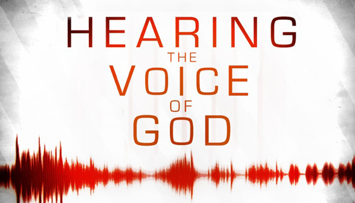 VOG 1: HEARING THE VOICE OF GOD