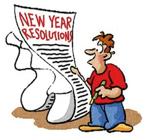 NEW YEAR RESOLUTIONS: DON'T DECEIVE YOURSELF